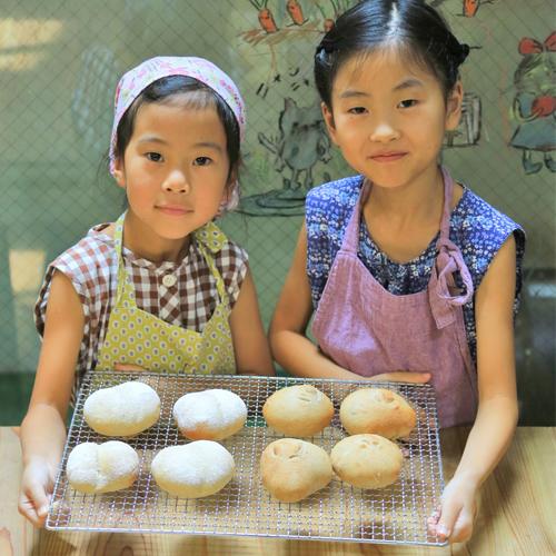 こどもパン教室